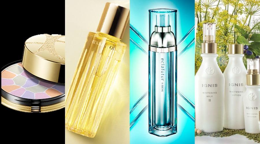 化粧品店、美容部員がオススメするアイテム紹介